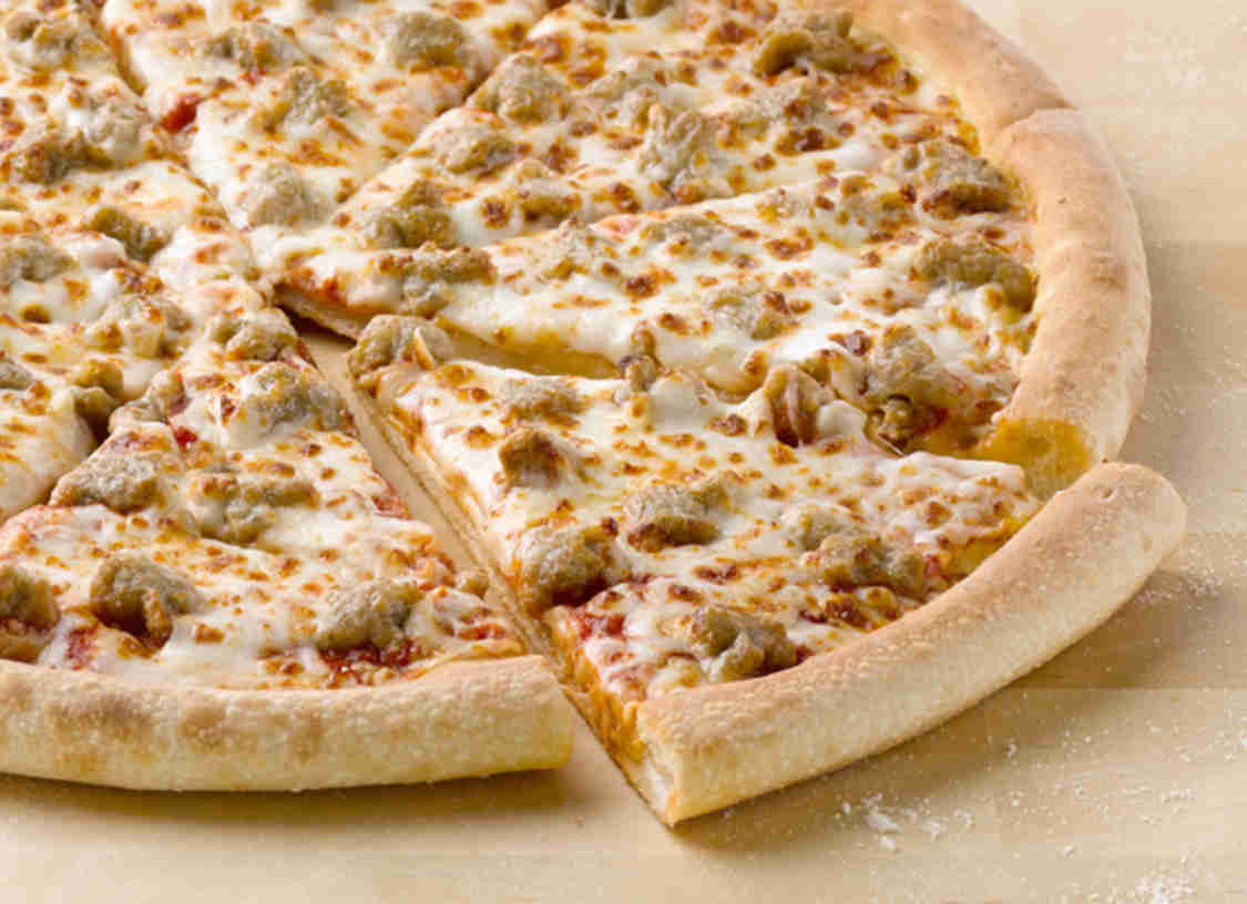 Papa john 39 s pizza strand magazine Garden city pizza